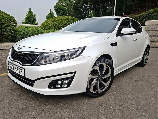 Kia K5 (Optima New) 2014