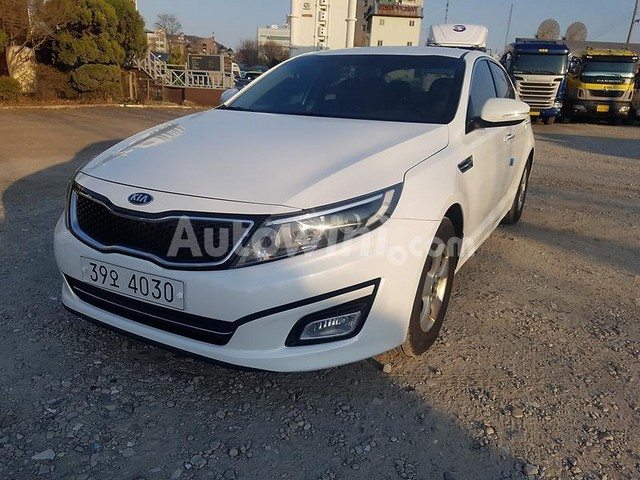Kia New K5 (Optima) 2015