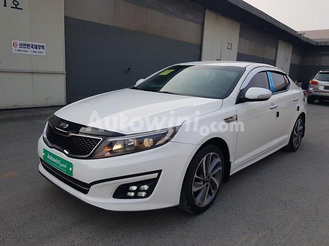 Kia K5 (Optima New) 2016
